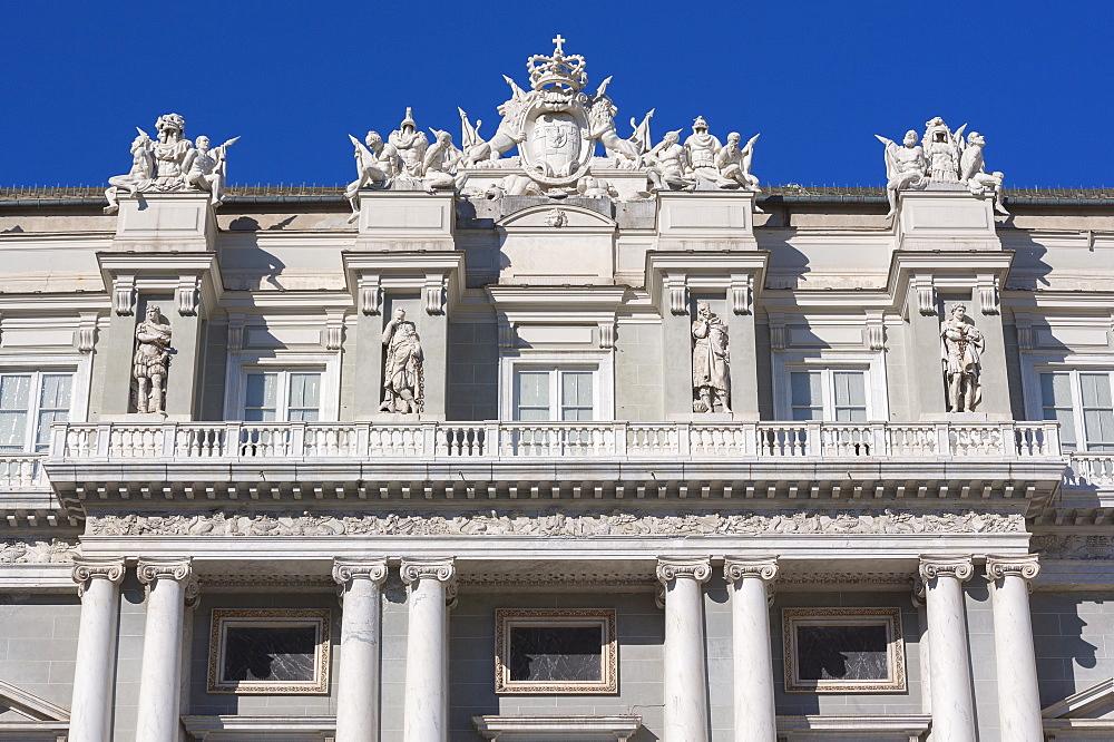 Palazzo Ducale, Genoa, Liguria, Italy - 718-2203