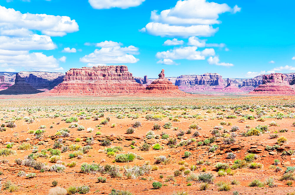 Valley of the Gods, Utah, USA, - 718-2604