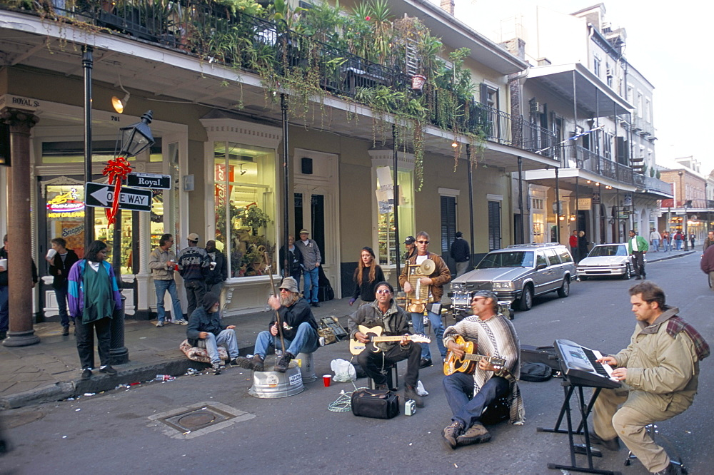 French Quarter, New Orleans, Louisiana, United States of America, North America