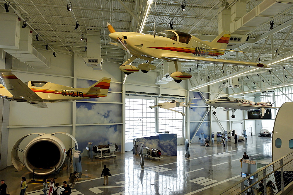 The Future of Flight Aviation Center, Seattle, Washington State, United States of America, North America