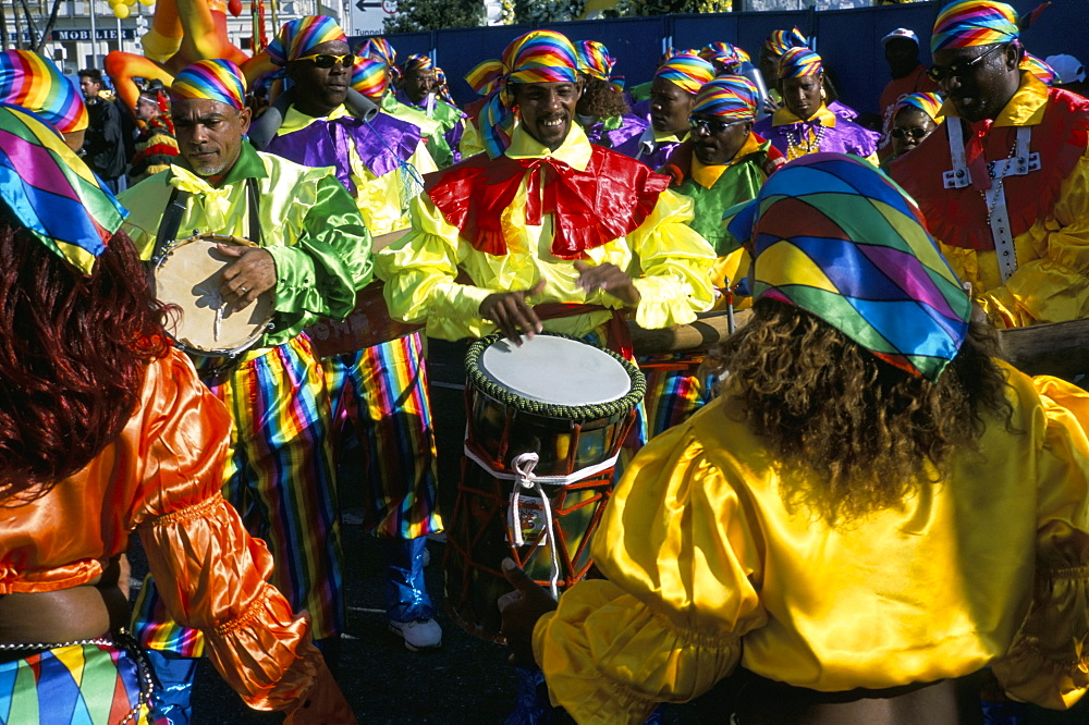 Battle of the Flowers, Carnival, Promenade des Anglais, Nice, Alpes-Maritimes, Provence, France, Europe