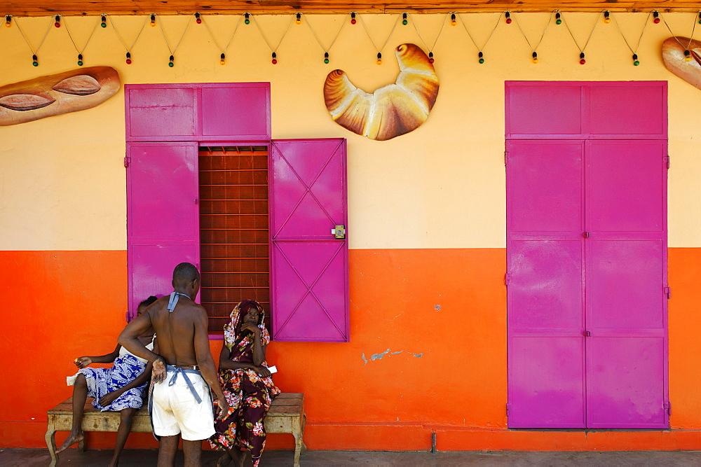 Antsiranana (Diego Suarez), capital of Diana Region, Madagascar, Africa  - 724-2475