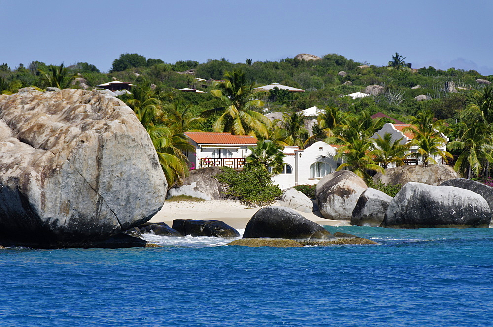 The Baths, Virgin Gorda, British Virgin Islands, West Indies, Caribbean - 724-2482