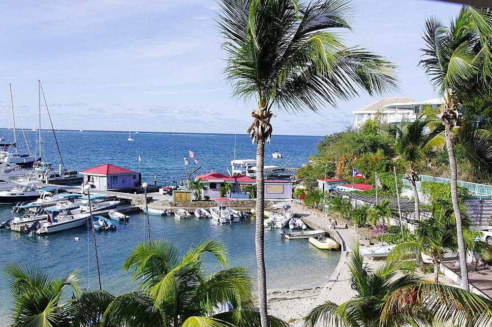 The Leverick Bay Resort and Marina, Virgin Gorda, British Virgin Islands, West Indies, Caribbean, Central America - 724-2491