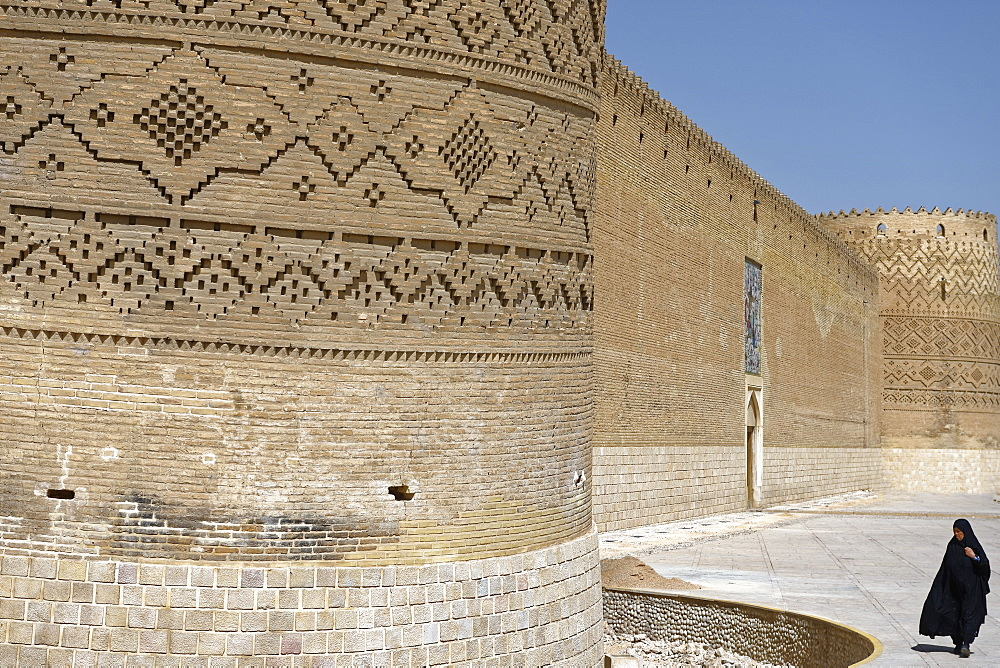 The Karim Khan Castle, Shiraz, Iran, Middle East - 724-2523