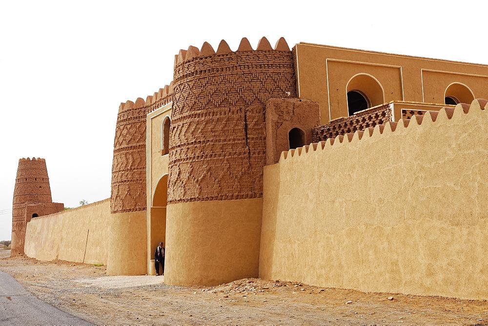 Shafi Abad caravanserai, Kerman Province, Iran, Middle East - 724-2562