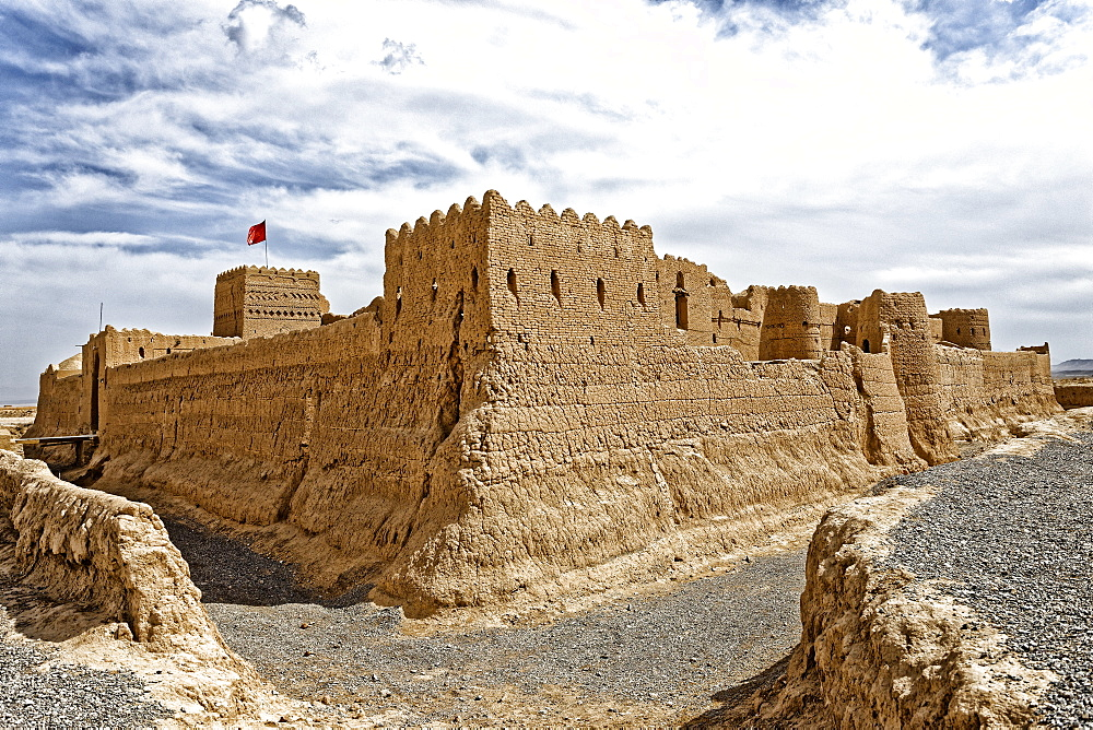 Sar Yazd fortress, Iran, Middle East