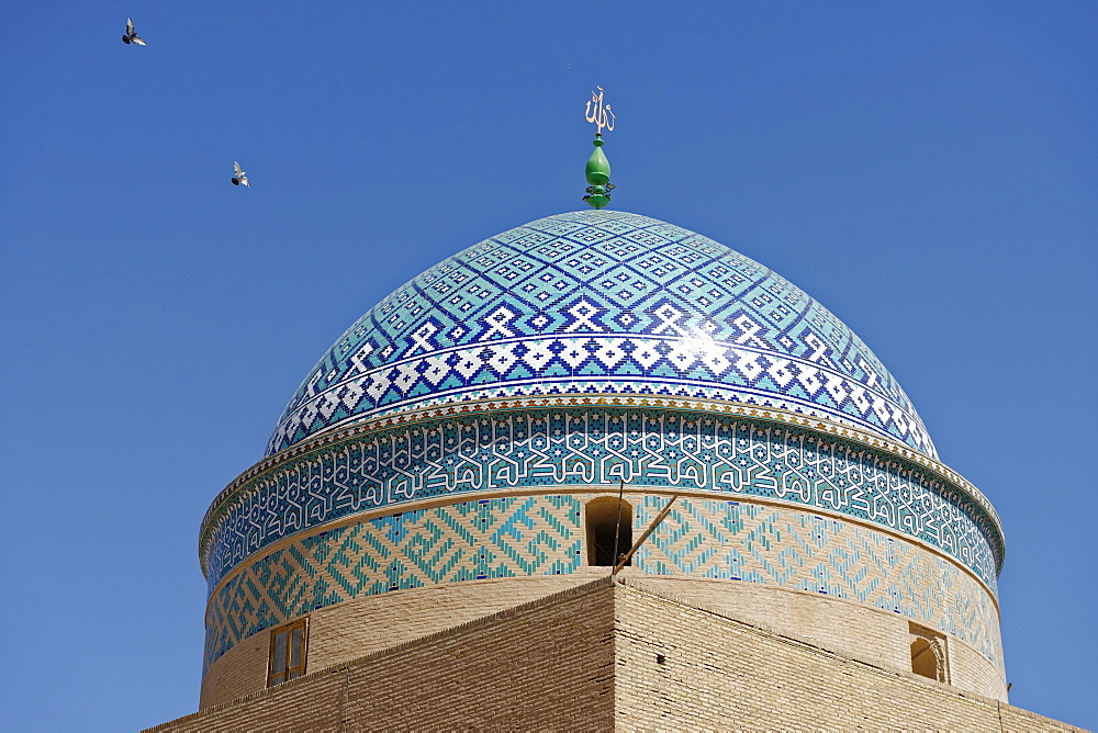 Jameh Mosque (Friday Mosque), Yazd city, Iran, Middle East - 724-2578