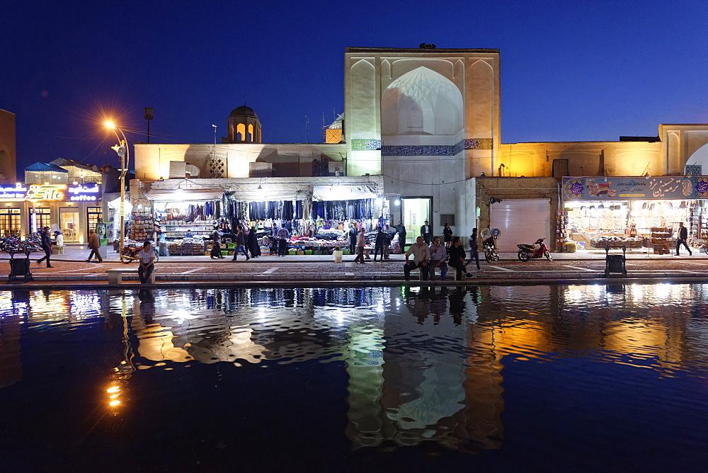 Amir Chakhmaq Complex, Yazd city, Iran, Middle East