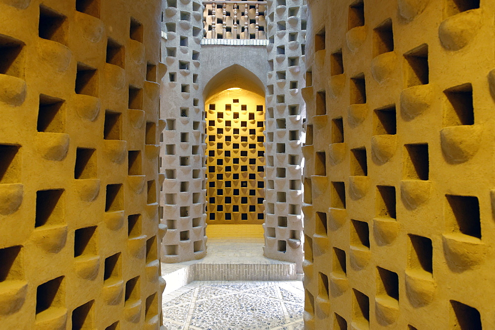 Dovecote, Meybod city, Province de Yazd, Iran, Middle East - 724-2587