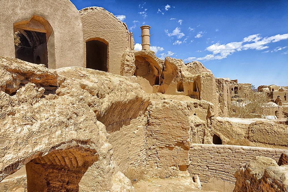 Kharanaq village, Yazd Province, Iran, Middle East - 724-2589