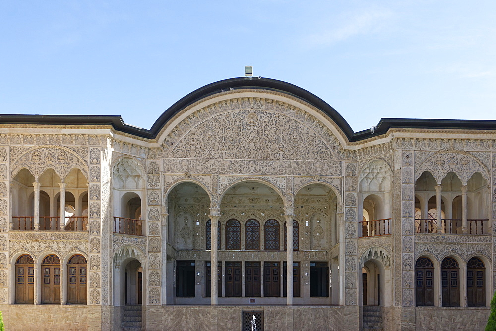 Tabatabaei 's House, Kashan city, Iran, Middle East - 724-2615