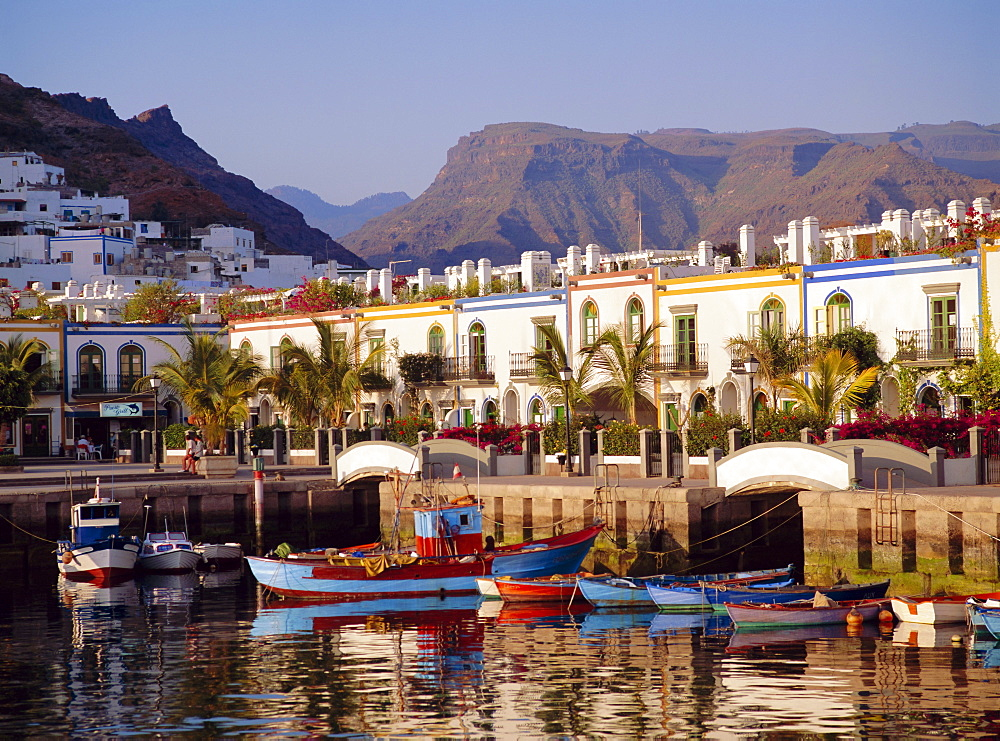 Puerto Morgan, Gran Canaria, Canary Islands - 728-1626