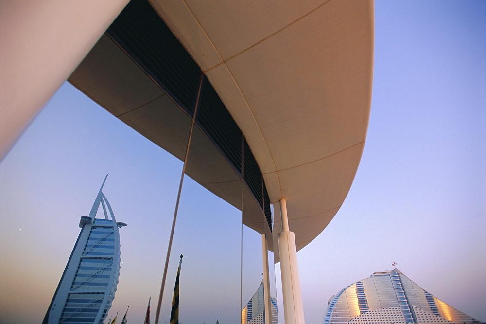 Jumeirah Beach Hotel, Dubai, United Arab Emirates, Middle East - 728-1734