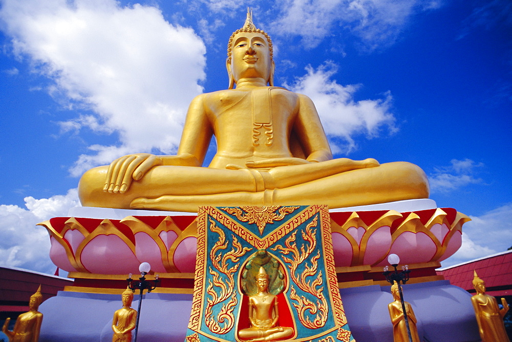 Big Buddha, Ko Samui, Thailand *** Local Caption ***   - 728-223