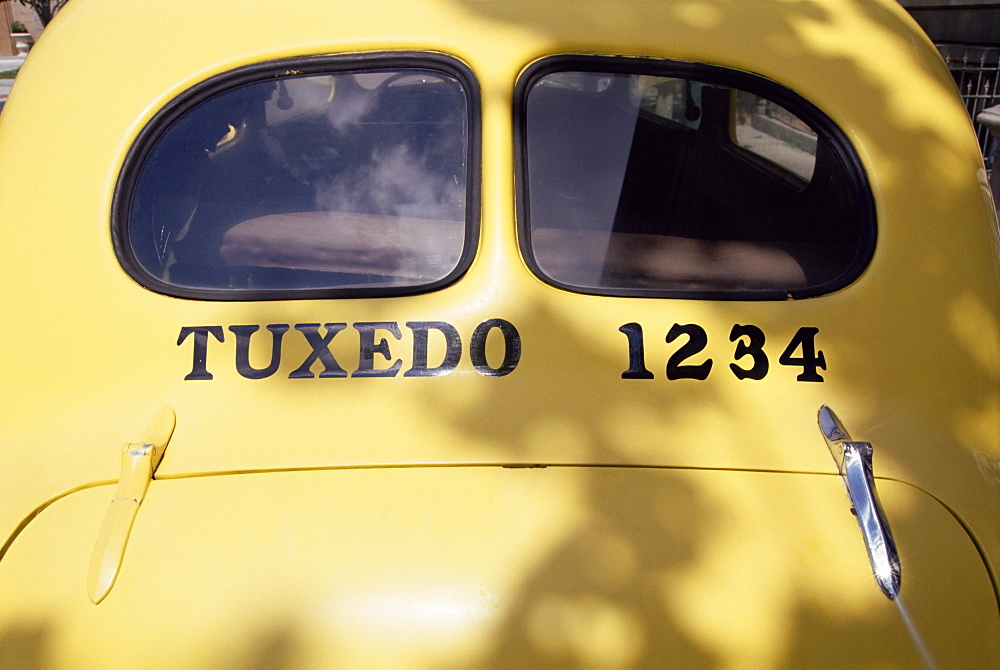 Yellow Cab Co., Universal Studios, Florida, United States of America (U.S.A.), North America