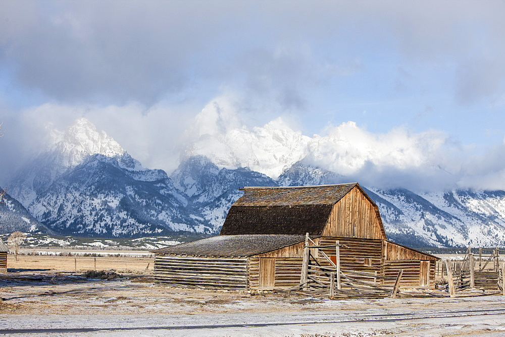 Grand Teton National Park, Wyoming, United States of America, North America