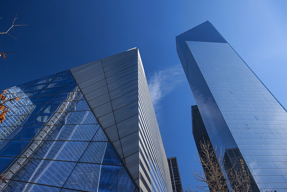 September 11 memorial and Museum, New York, United States of America, North America