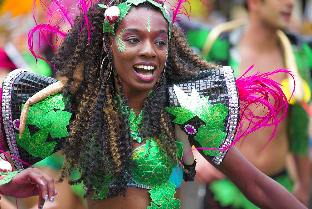 Notting Hill Carnival 2015, London, England, United Kingdom, Europe