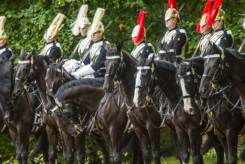 Horse Guards, London, England, United Kingdom, Europe