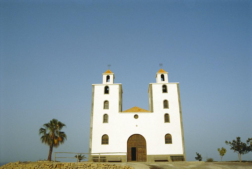 Church, Gran Canaria, Canary Islands, Spain - 728-711
