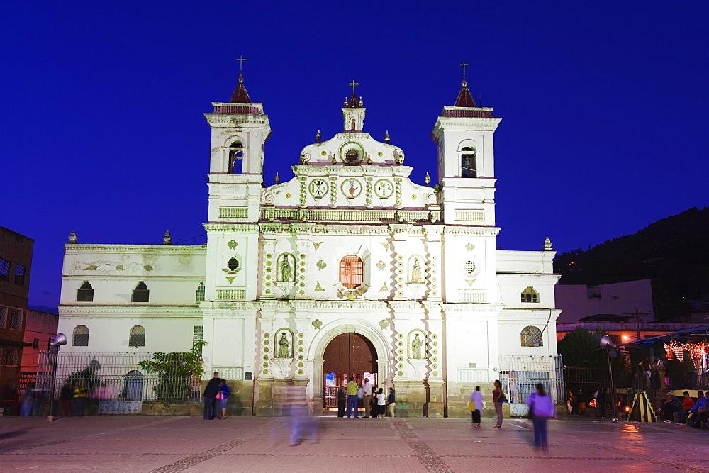 Iglesia Los Dolores, Tegucigalpa, Honduras, Central America