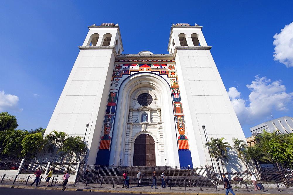 Cathedral, San Salvador, El Salvador, Central America