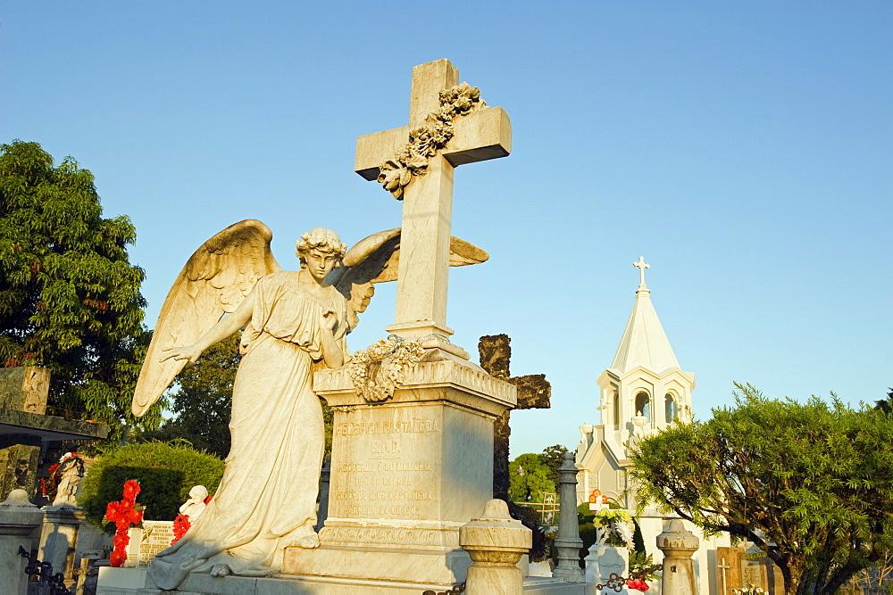 Cemetery, San Salvador, El Salvador, Central America