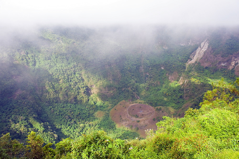Quezaltepeque, San Salvador Volcano, San Salvador, El Salvador, Central America
