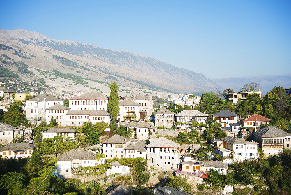 Gjirokaster, UNESCO World Heritage Site, Albania, Europe