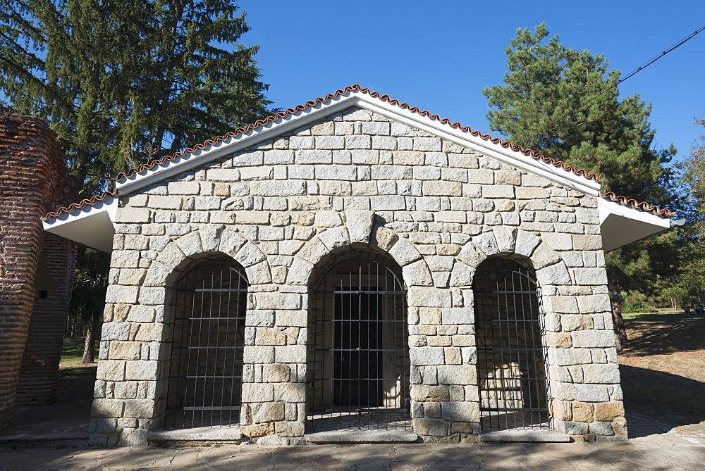 Thracian Tomb of Kazanlak, UNESCO World Heritage Site, Kazanlak, Bulgaria, Europe