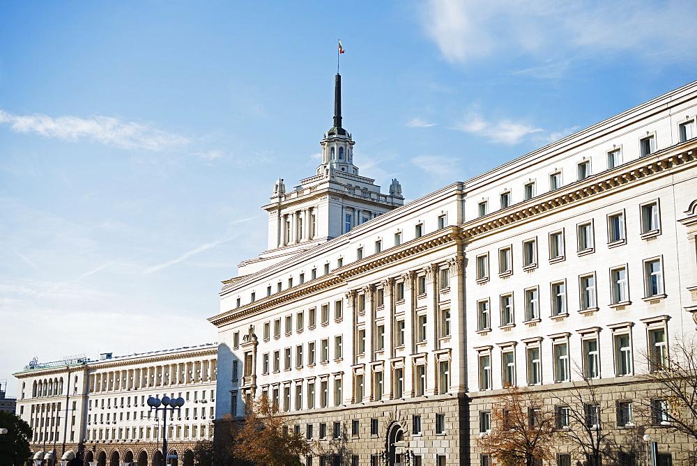 Former Communist Party House, Sofia, Bulgaria, Europe