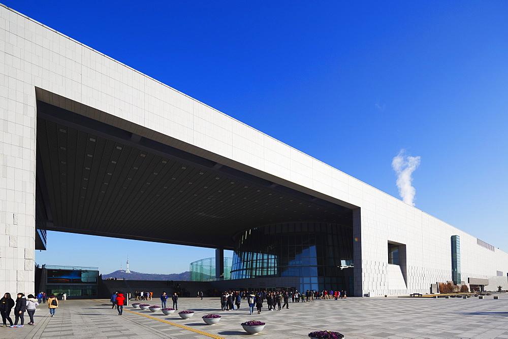 National Museum of Korea, Seoul, South Korea, Asia
