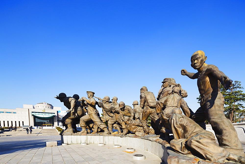Seoul War Memorial, Seoul, South Korea, Asia