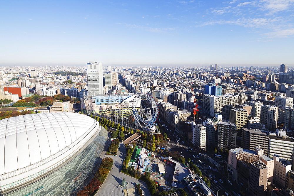 Tokyo Dome, Tokyo, Honshu, Japan, Asia