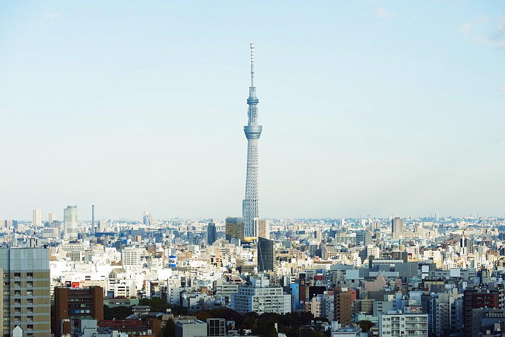 Tokyo Skytree, Asakusa, Tokyo, Honshu, Japan, Asia