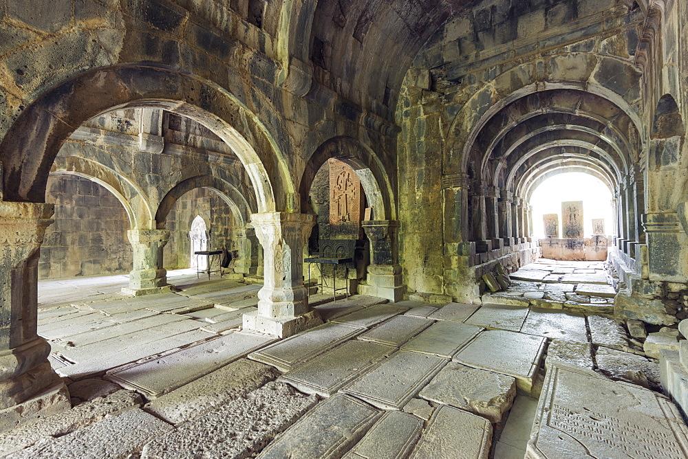 Sanahin Monastery, UNESCO World Heritage Site, Lori Province, Armenia, Caucasus, Central Asia, Asia