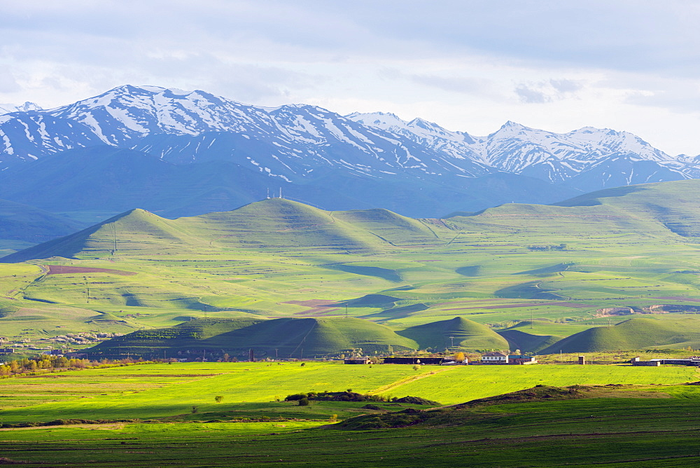 Scenery near Sisian, Syunik Province, Armenia, Caucasus, Central Asia, Asia