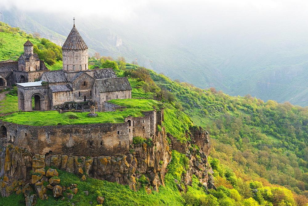Tatev monastery, Syunik Province, Armenia, Caucasus, Central Asia, Asia