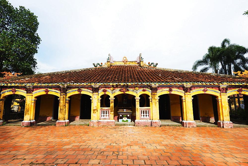 Giac Vien Pagoda, Ho Chi Minh City (Saigon), Vietnam, Indochina, Southeast Asia, Asia