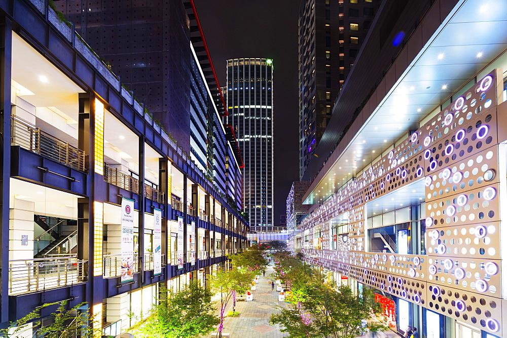 City center, Taipei, Taiwan, Asia