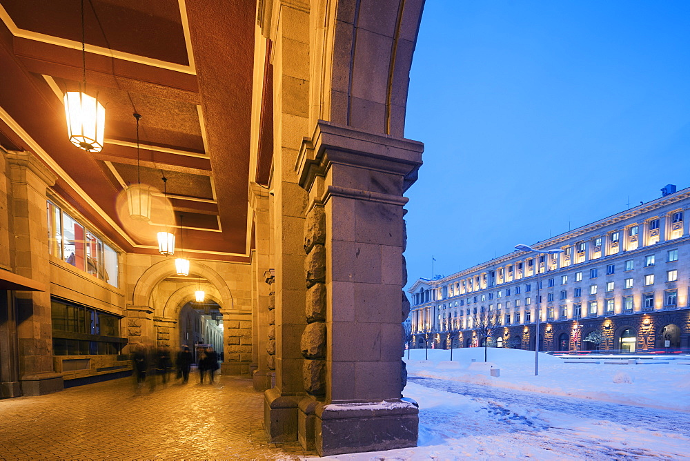 Europe, Bulgaria, Sofia