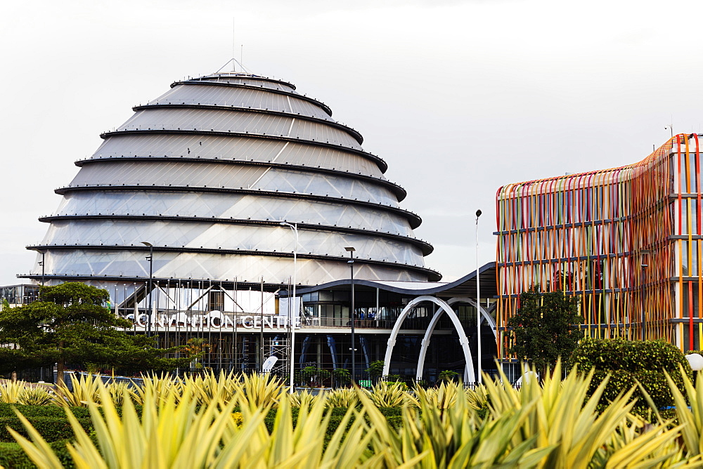 Africa, Rwanda, Kigali, Radisson Hotel and Convention Center