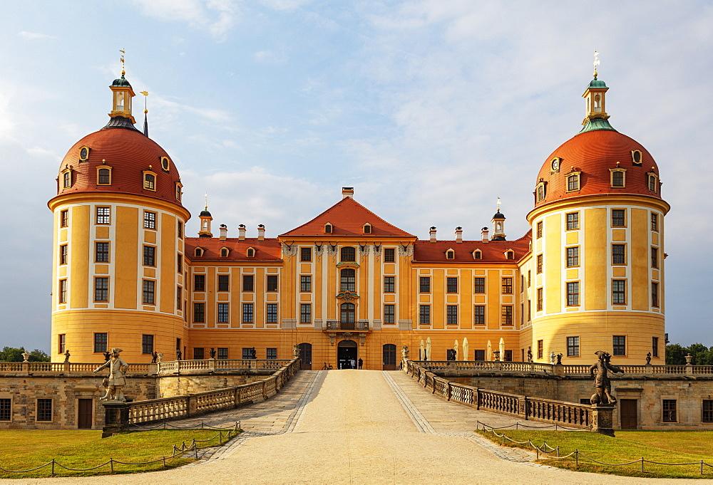 Moritzburg Castle, Saxony, Germany, Europe - 733-8017