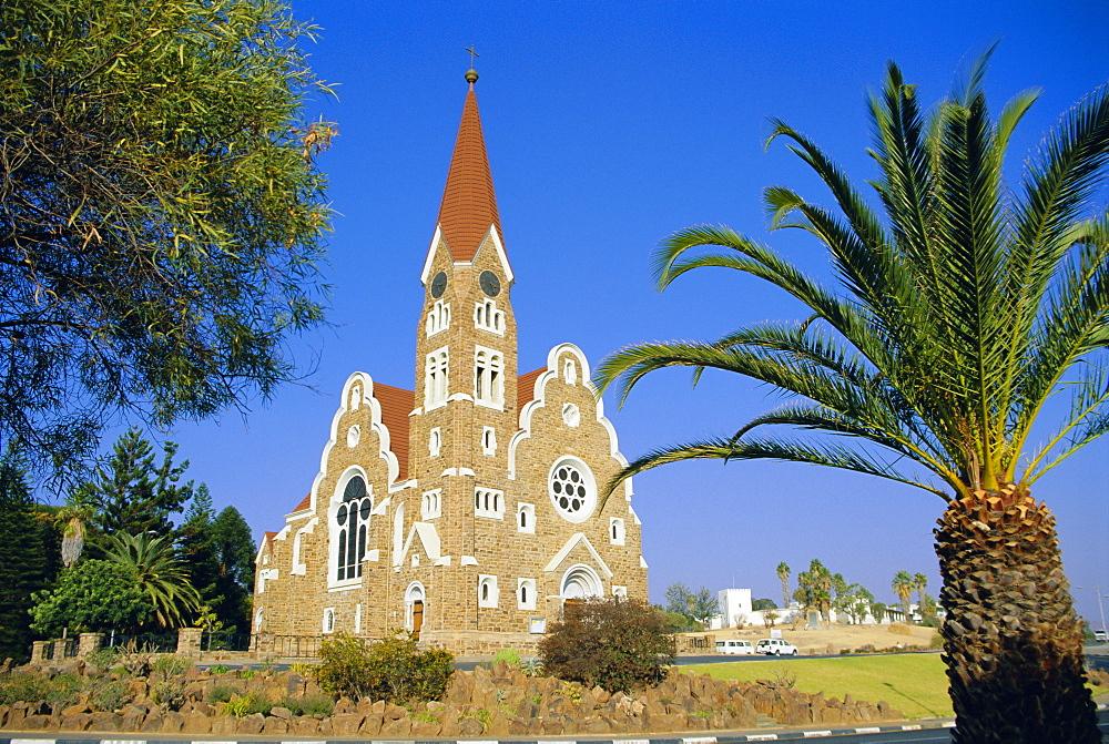 Church, Windhoek, Namibia