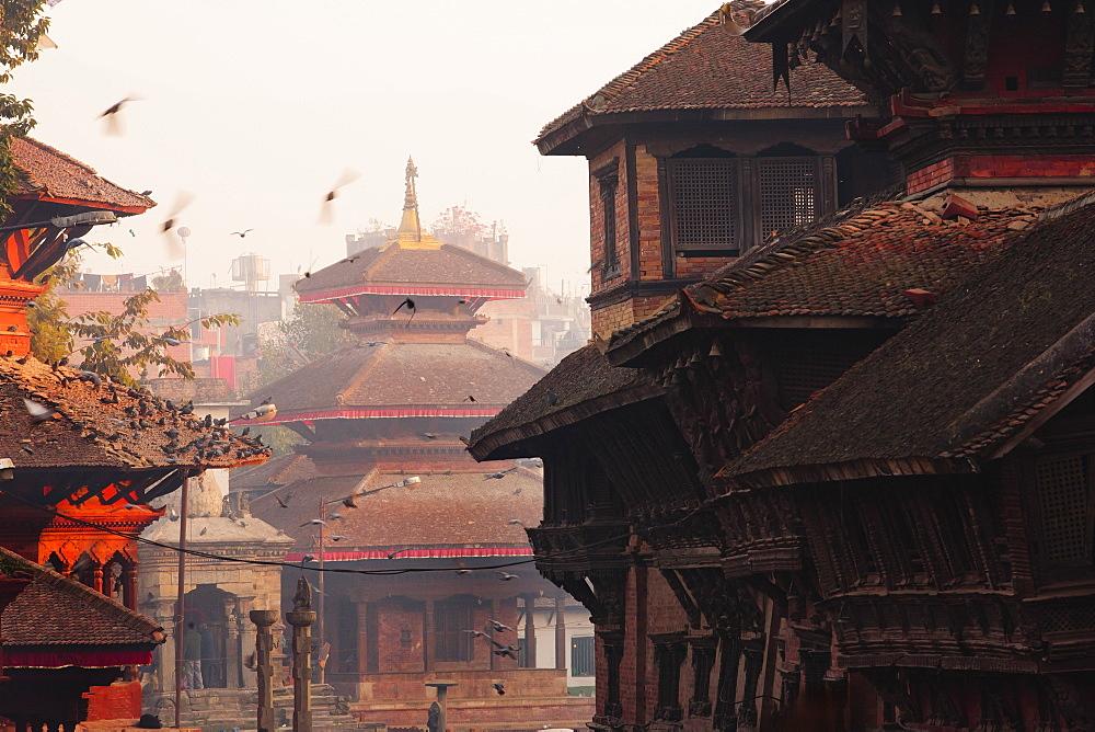 Durbar Square, Kathmandu, Nepal, Asia - 734-184