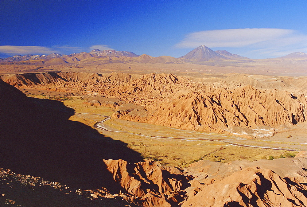 The Atacama desert, Chile, South America
