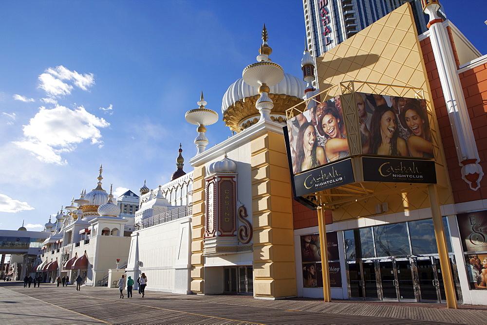 The Boardwalk, Atlantic City, New Jersey, United States of America, North America - 739-1300
