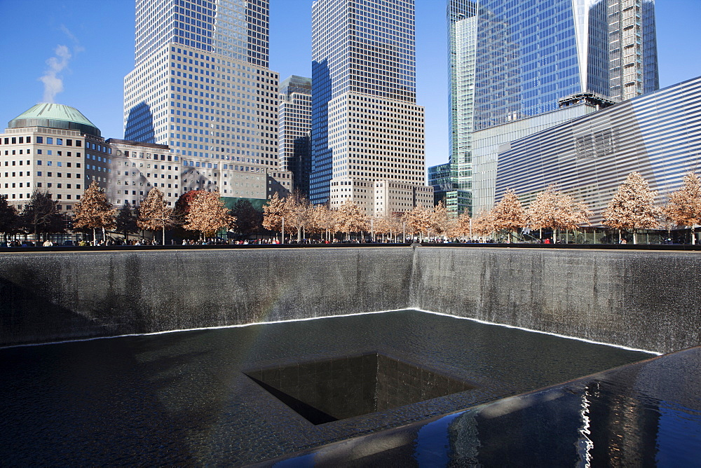 Ground Zero, Manhattan, New York City, United States of America, North America