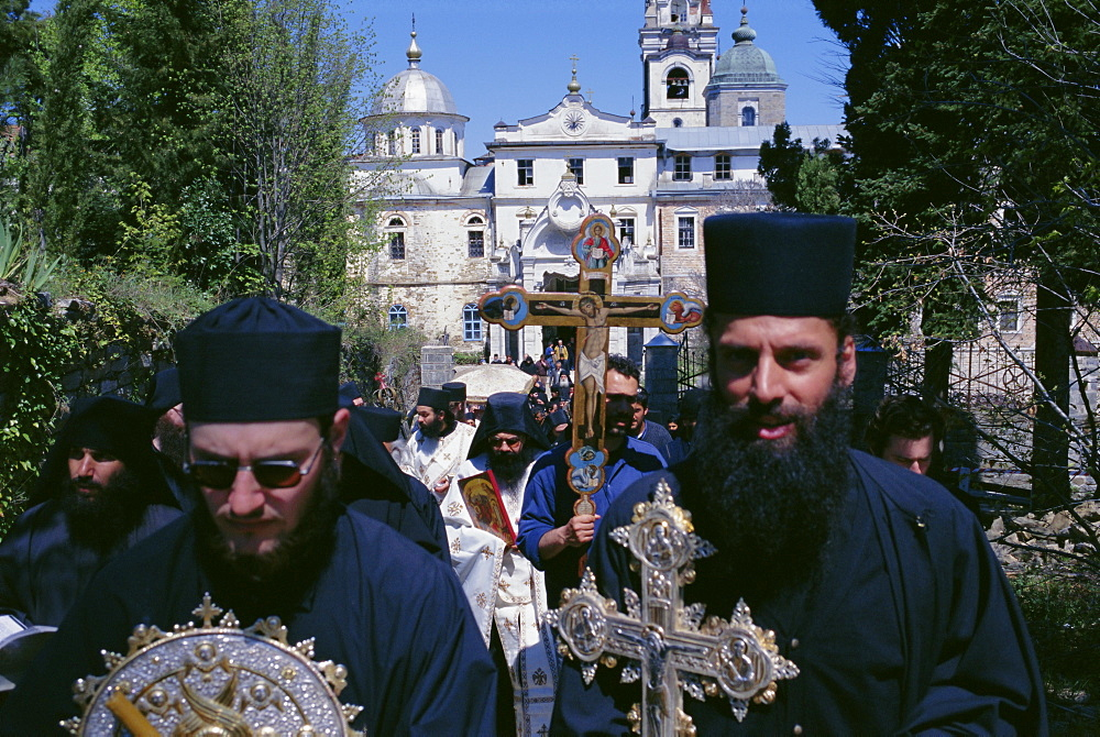 Orthodox Easter, Athos, Greece, Europe